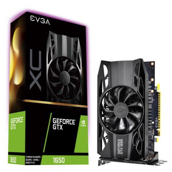 EVGA GeForce GTX1650 XC Gaming 4GB GDDR5 HDMI 2xDP