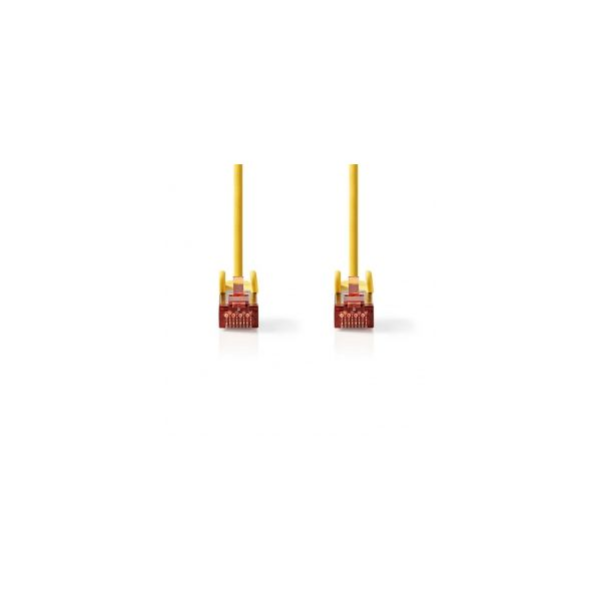 cabo de rede Nedis CCGP85221YE10 1 m Cat6 SF/UTP (S-FTP) Amarelo
