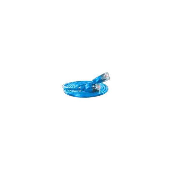 cabo de rede Wirewin PKW-LIGHT-STP-K6A 0.1 BL 0,1 m Cat6a U/FTP (STP) Azul
