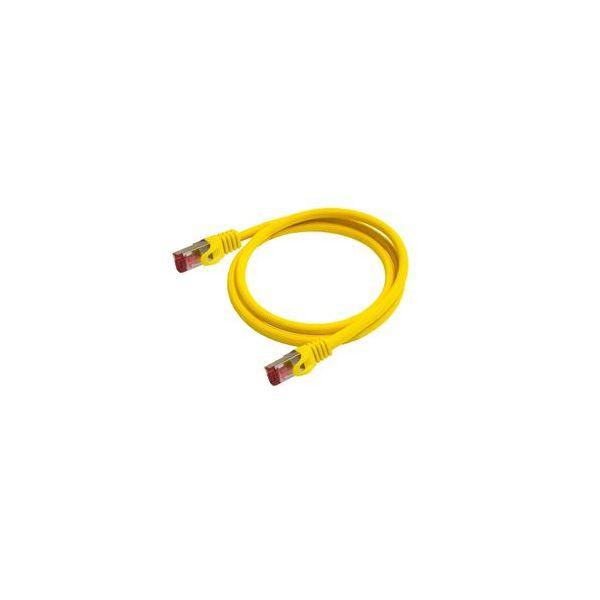 cabo de rede Python 8063PY-050Y 5 m Cat6 SF/UTP (S-FTP) Amarelo