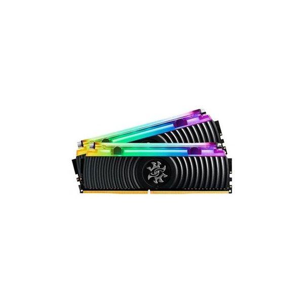 Memória RAM ADATA 8GB XPG Gammix D80 DDR4 UDIMM 3200 288pin Black - AX4U320038G16-DB80
