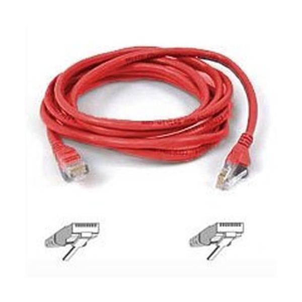 Belkin Cabo de Rede CAT6 Network 2,0 M Stp Red Snagless