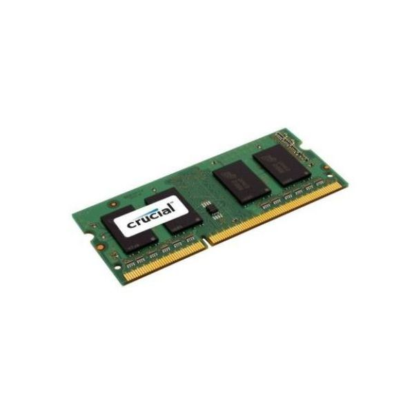 Memória RAM Crucial 8GB (2 x 4GB) DDR4 2666MHz PC4-21300 CL19 SR x16 SODIMM 260pin - CT2K4G4SFS6266