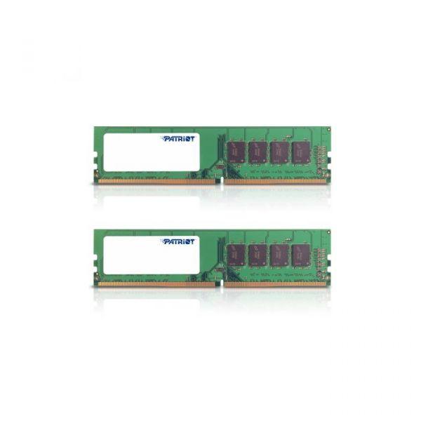 Memória RAM Patriot 8GB DDR4-2400 Kit Signature - PSD48G2400K