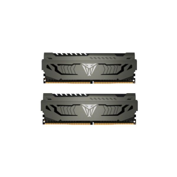 Memória RAM Patriot 32GB DDR4-3200 Kit Silver - PVS432G320C6K