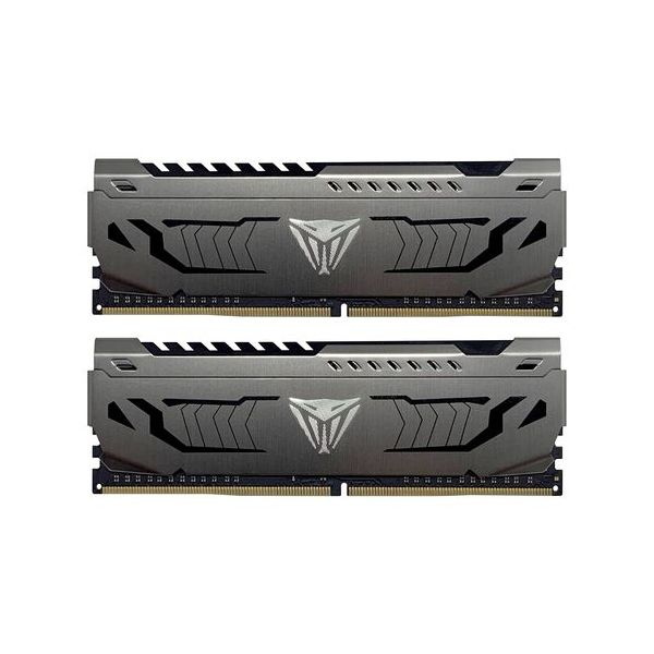 Memória RAM Patriot 16GB DDR4-4000 Kit Silver - PVS416G400C9K