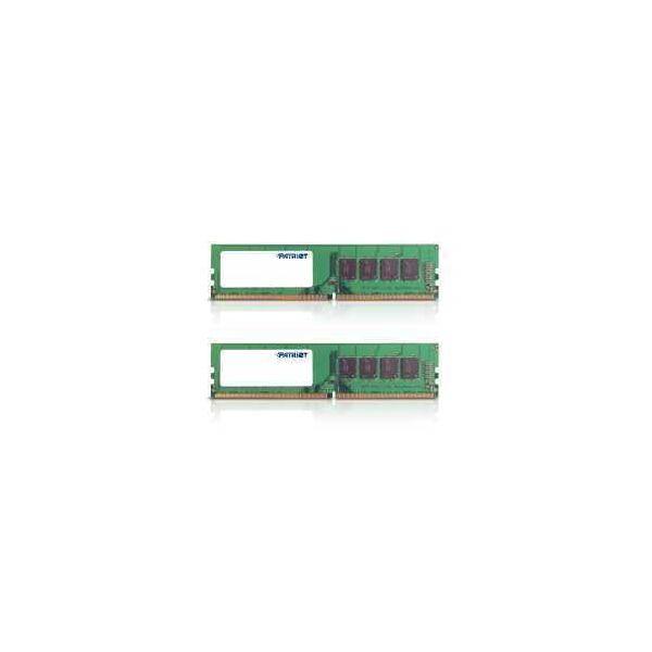 Memória RAM Patriot 8GB DDR4-2666 Kit Signature Line - PSD48G2666K