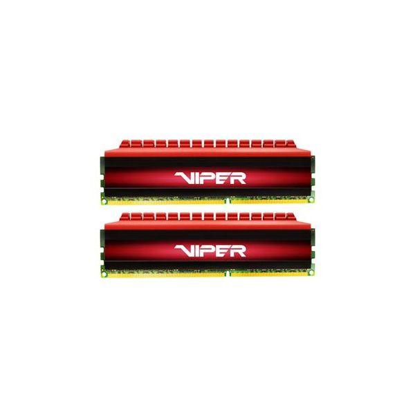 Memória RAM Patriot 16GB DDR4-3000 Kit - PV416G300C6K