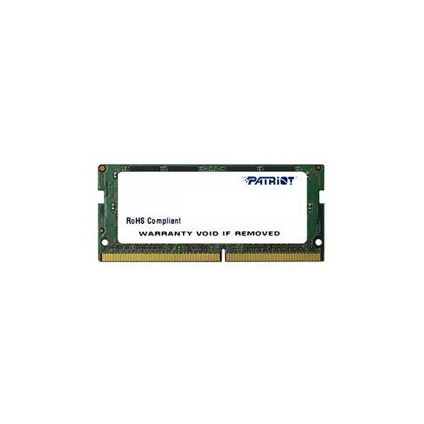 Memória RAM Patriot 4GB DDR4-2133 SR - PSD44G213382S