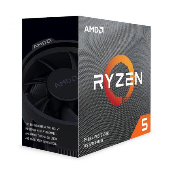 AMD Ryzen 5 3600X 3.8GHz AM4 BOX - 100-100000022BOX