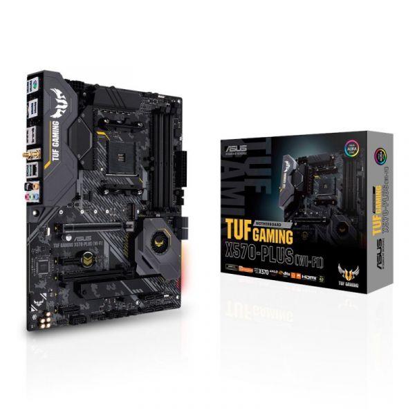 Motherboard Asus TUF Gaming X570-PLUS (Wi-Fi) - 90MB1170-M0EAY0