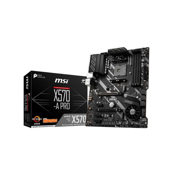 Motherboard MSI X570-A Pro - 911-7C37-020