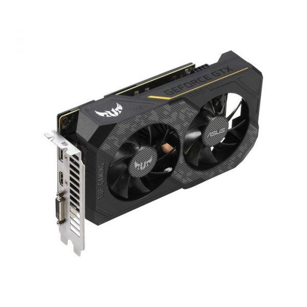 Asus GeForce GTX 1660 TUF 3 O6G GAMING GDDR6 - 90YV0D15-M0NA00