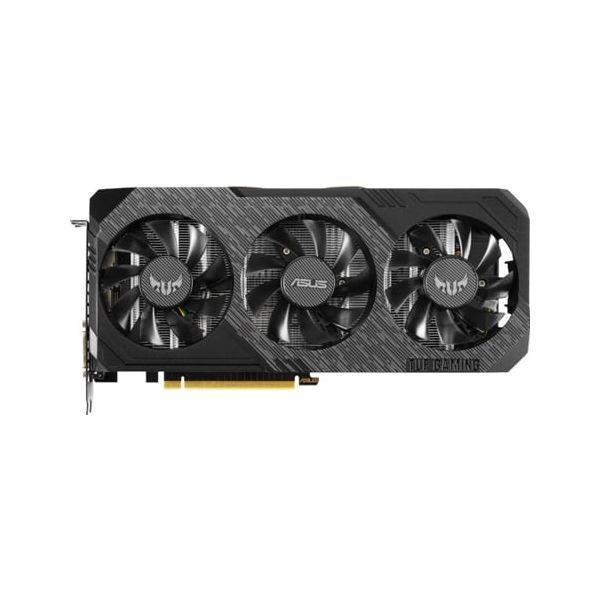 Asus GeForce GTX 1660 TUF Gaming X3 Advanced 6GB GDDR6 - 90YV0D16-M0NA00