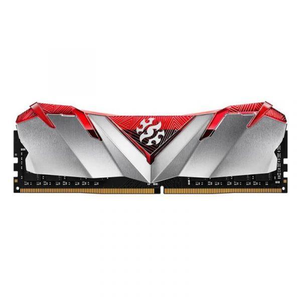 Memória RAM ADATA 8GB DDR4 CL16 2666Mhz XPG GAMMIX D30 Red - AX4U266638G16-SR30