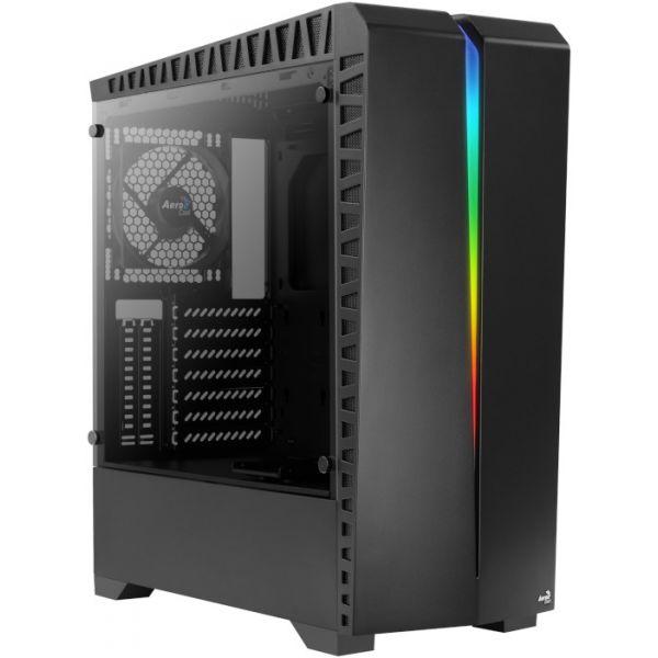 Aerocool Scar RGB Black