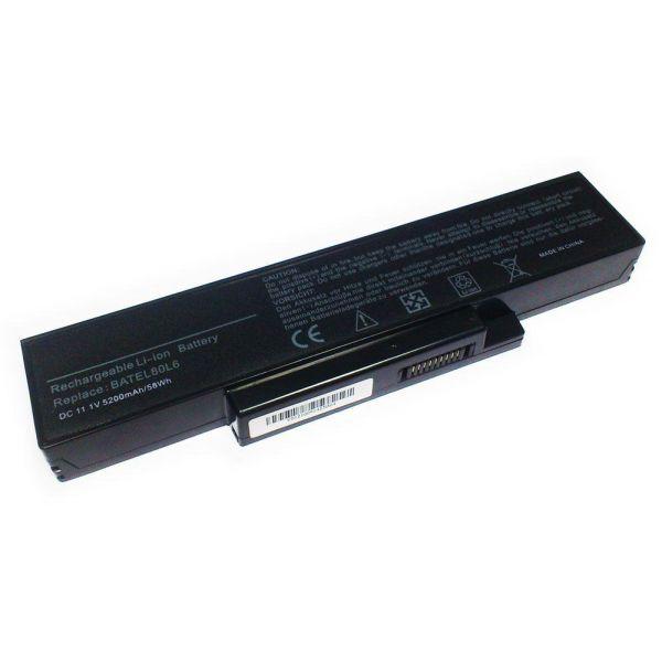 Bateria P/ Portátil Compatível Dell 5200mAh Inspiron 1425 Series - BATPORT-165