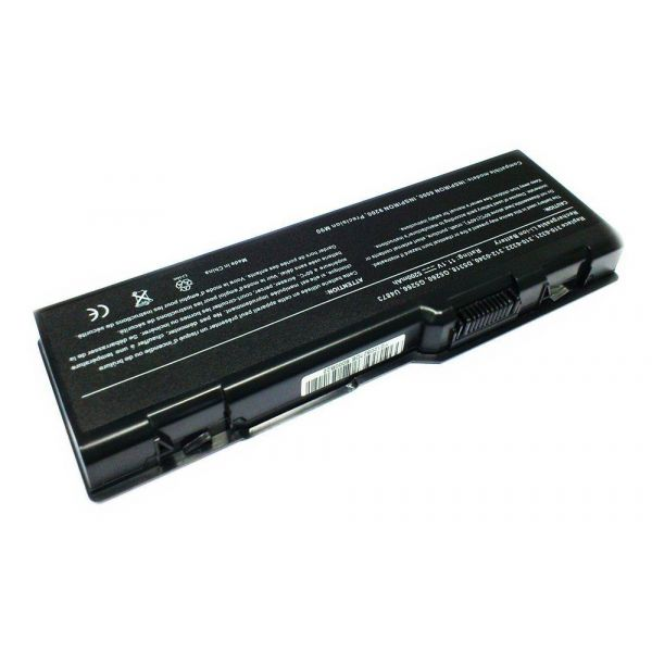 Bateria P/ Portátil Compatível Dell 5200mAh Inspiron 6000 9200 9300 9400 M1710 - BATPORT-158