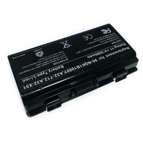 Bateria P/ Portátil Compatível Packard Bell 4400mAh MX35 MX36 MX45 MX65 MX66 - BATPORT-368