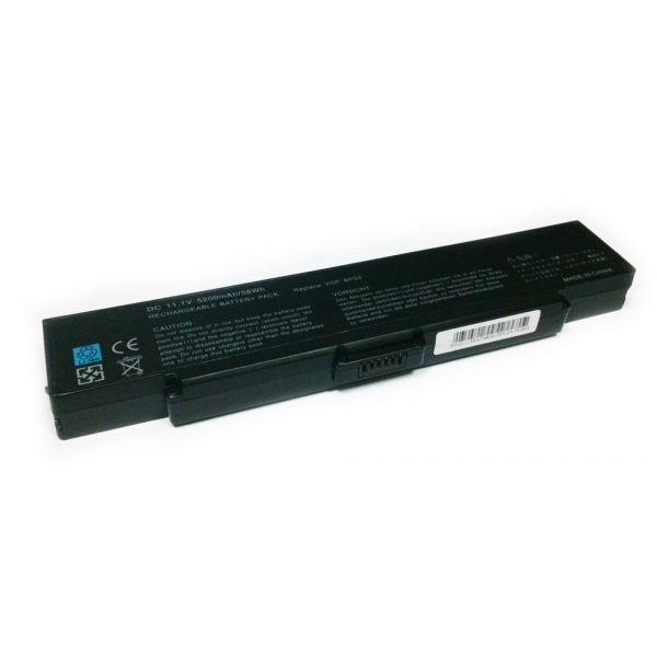Bateria P/ Portátil Compatível Sony Vaio 4400MAH BPL2C, BPS2, BPS2A, BPS2B, BPS2C - BATPORT-421