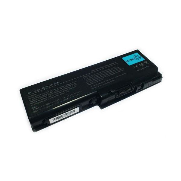 Bateria P/ Portátil Compatível Toshiba Satellite 6600mAh P300, X200, X205 - BATPORT-475