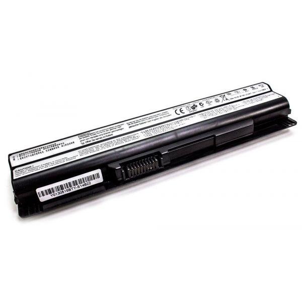 Bateria P/ Portátil Compatível Msi 5200mAh BTY-S14 - BATPORT-364