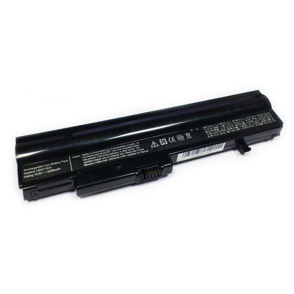 Bateria P/ Portátil Compatível lg 5200mAh X120 Series (negra) - BATPORT-357