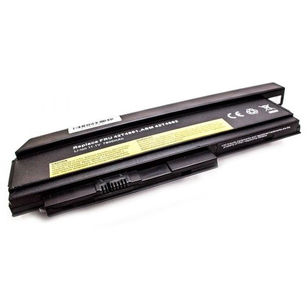 Bateria P/ Portátil Compatível Lenovo 7800mAh Thinkpad X220 - BATPORT-349