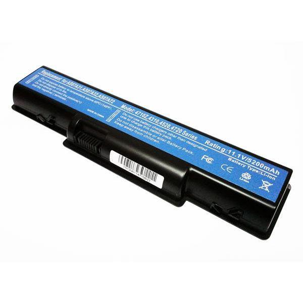 Bateria P/ Portátil Compatível Acer 5200mAh 4710 - BATPORT-9
