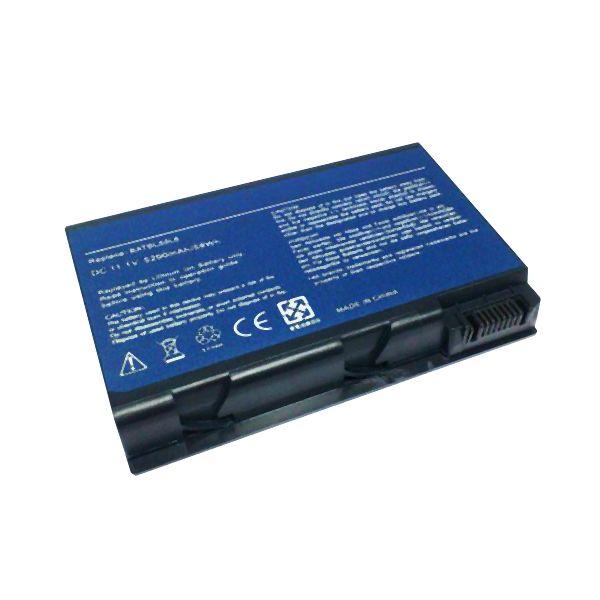 Bateria P/ Portátil Compatível Acer Aspire 5200MAH 11.1V 3100 5100 5610 5650 5680 5630 - BATPORT-26