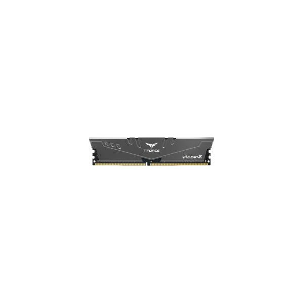 Memória RAM Team 8GB Vulcan Z (1x8GB) DDR4-2666MHz CL18 Grey -TLZGD48G2666HC18H01