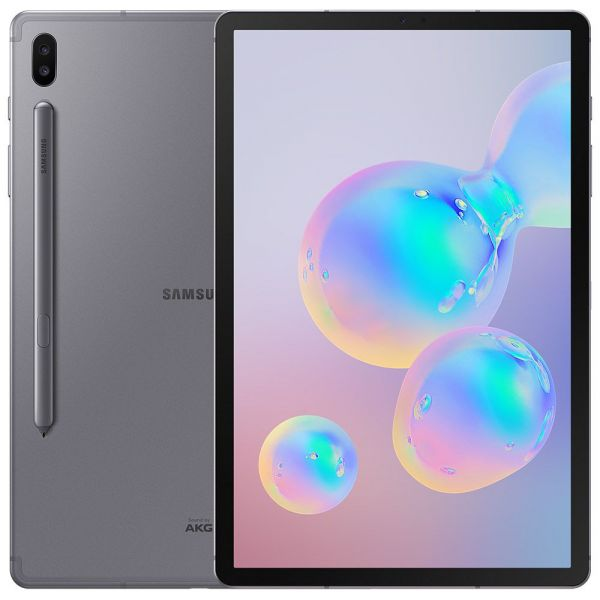 "Tablet Samsung Galaxy Tab S6 10.5"" 6GB 128GB Wi-Fi Grey - SM-T860NZAATPH"