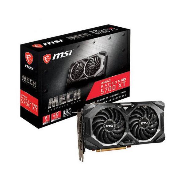 MSI Radeon RX 5700 XT Mech 8GB OC GDDR6 - 912-V381-015