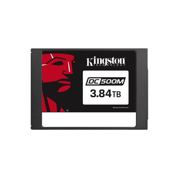 Kingston 3840GB DC500M SATA - SEDC500M/3840G