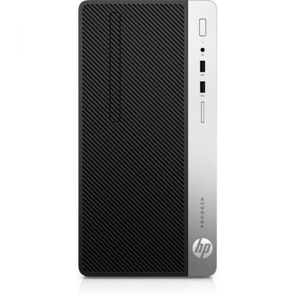 HP ProDesk 400G6 MT i5-9500 8GB 256GB M.2 PCIe DVD-RW, Win10 Pro 64bit - 7EM13EA