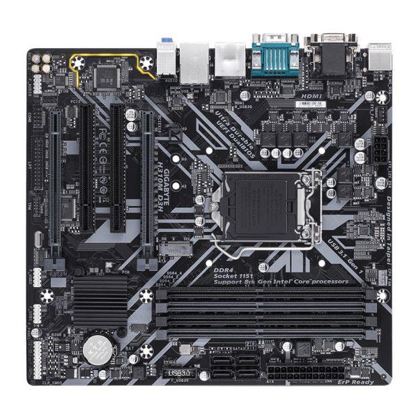 Motherboard Gigabyte H310M D3H