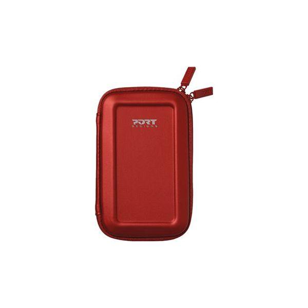Port Designs Colorado Shock Hdd 2.5 Case Red- 400146