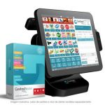 EasyTech POS J100 Windows Black com WinPos Basic _BTO35