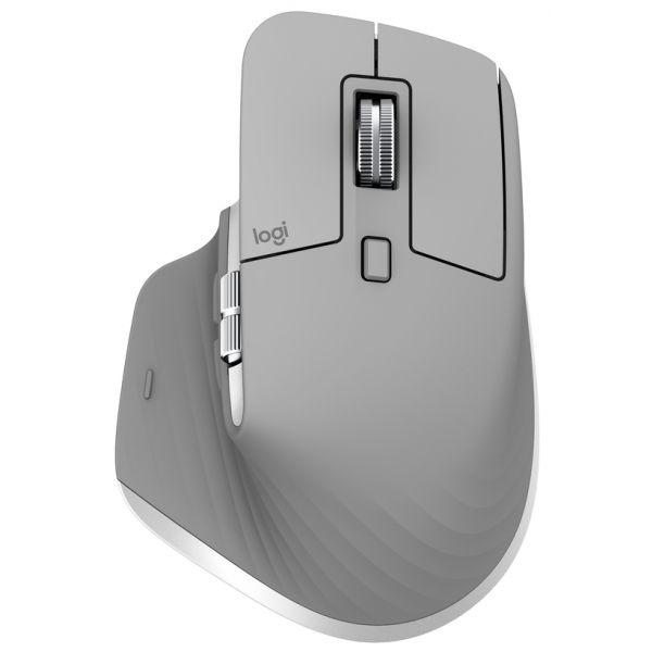 Logitech MX Master 3 Wireless/Bluetooth Light Grey - 910-005695