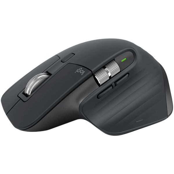 Logitech MX Master 3 Wireless 4000DPI Black - 910-005694