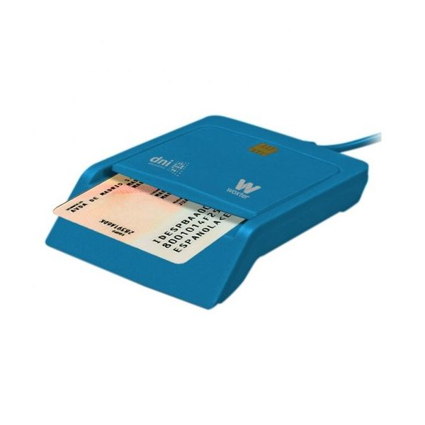 Smartgyro Leitor de Cartões Cidadão Blue - PE26-143