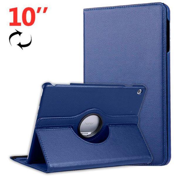 Cool Accesorios Capa Huawei Mediapad T5 Polipiel Liso Azul 10 pulg