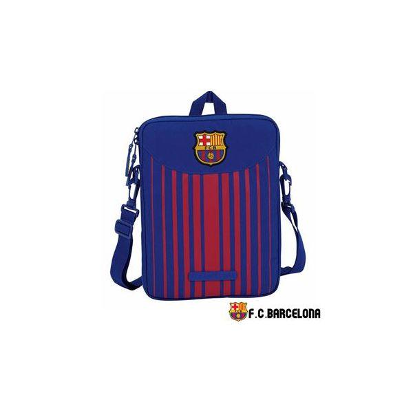 "Bolsa Tira-Colo para Tablet 10 "" Fútbol F.C. Barcelona"
