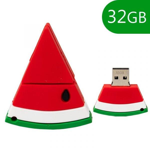 Pen Drive USB 32GB Silicone Sandía