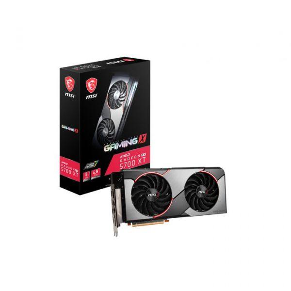 MSI Radeon RX 5700 XT Gaming X 8GB GDDR6 - 912-V381-032