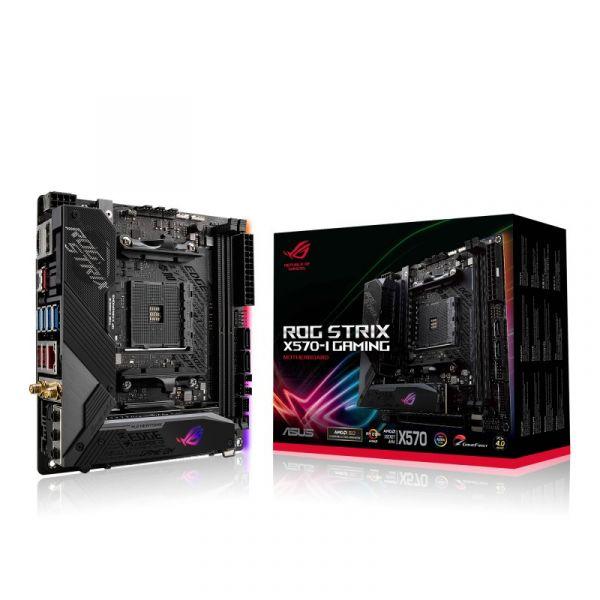 Motherboard Asus ROG STRIX X570-I GAMING - 90MB1140-M0EAY0