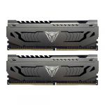 Memória RAM Patriot 16GB DDR4-4400 Kit Silver - PVS416G440C9K