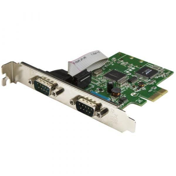 Startech Adaptador de Interface Pci Serial - PEX2S1050