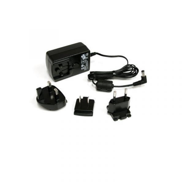Startech Adaptador e Transformador Preto - IM12D1500P