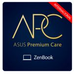 Asus Garantia Extensão p/ Zenbook + 1ano (virtual)